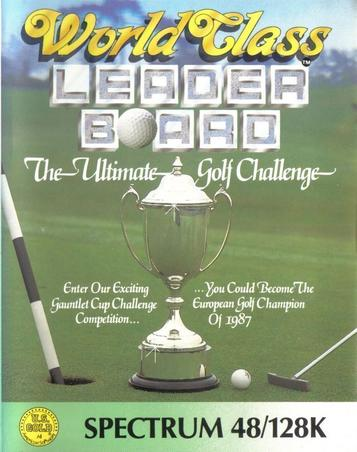 World Class Leaderboard - Course A (1987)(U.S. Gold)