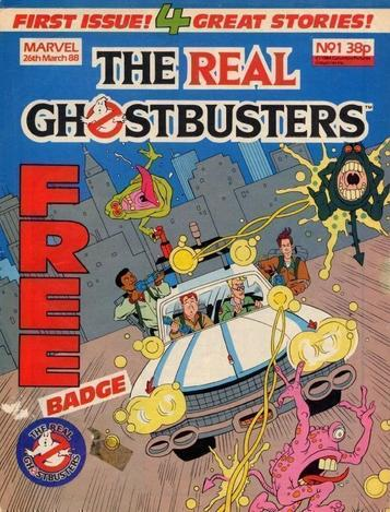 Mega Mix - The Real Ghostbusters (1990)(Ocean)(Side A)