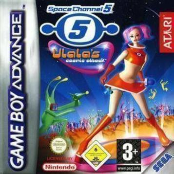 Space Channel 5 - Ulala's Cosmic Attack