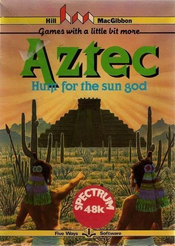 Aztec - Hunt For The Sun God (1983)(Hill MacGibbon)(Side A)