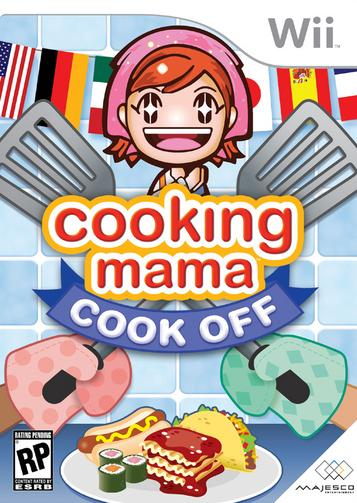Cooking Mama- Cook Off