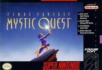 Final Fantasy - Mystic Quest (V1.1)