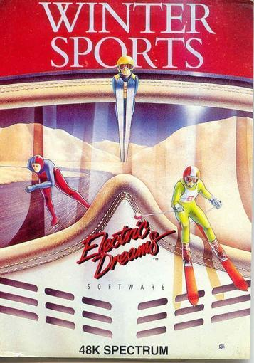 Winter Sports (1986)(Zafiro Software Division)(Side A)[re-release]
