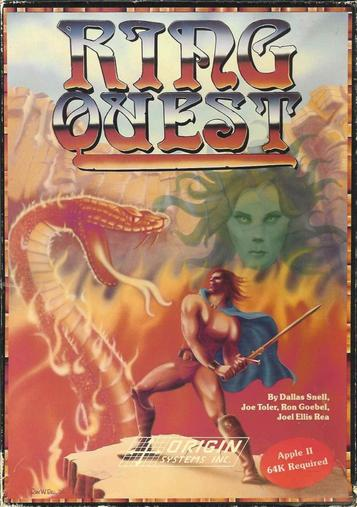 Ring Quest (19xx)(Uburrg Software)