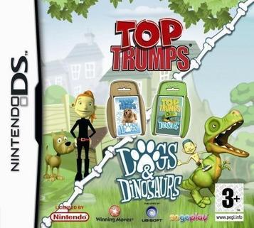 Top Trumps - Dogs & Dinosaurs