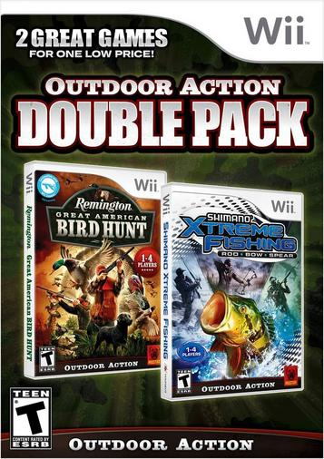 Outdoor Action Double Pack