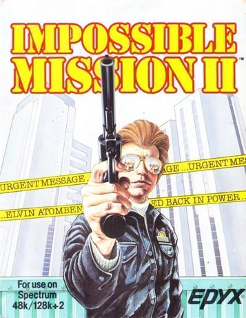 Impossible Mission II (1988)(Kixx)(Side A)[re-release]