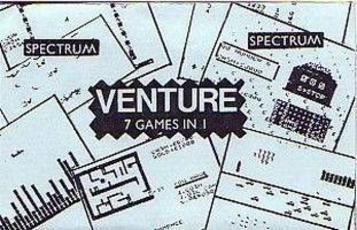 Venture (1982)(ZX-Guaranteed)(Side A)[16K]