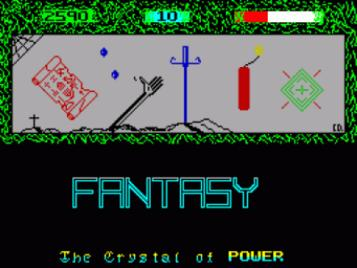 Crystal Of Power, The (1989)(Fantasy)