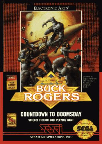 Buck Rogers - Countdown To Doomsday