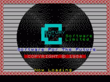 Laser Lord (1985)(Century City Software)