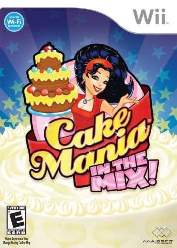 Cake Mania- In The Mix