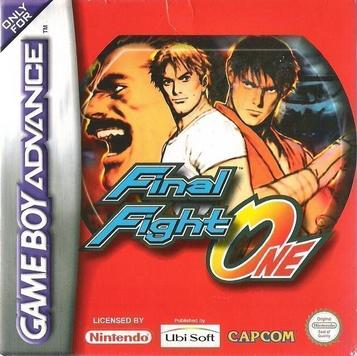 Final Fight One (Paracox)