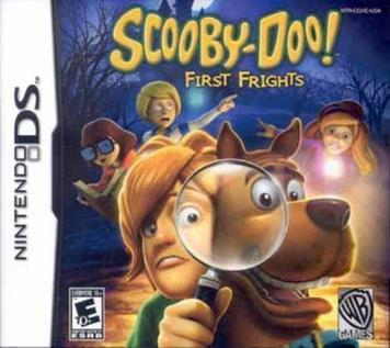 Scooby-Doo! - First Frights (EU)(STATiC)