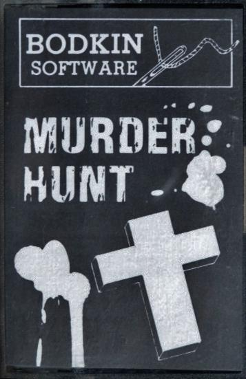 Murder Hunt (1992)(Zenobi Software)