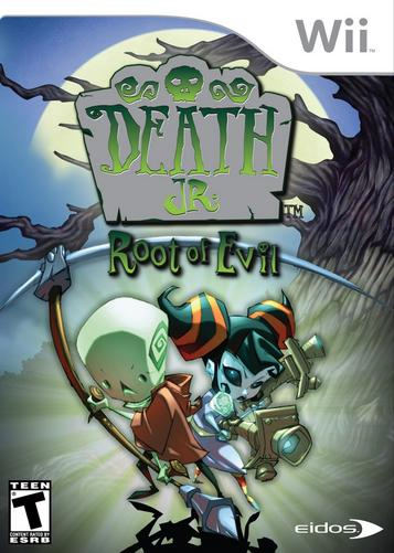 Death Jr.- Root Of Evil