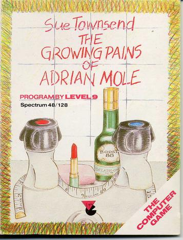 Growing Pains Of Adrian Mole, The (1987)(Virgin Games)