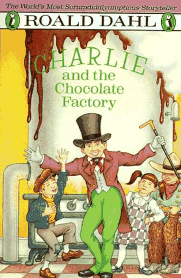 Charlie And The Chocolate Factory (1985)(Hill MacGibbon)[a]