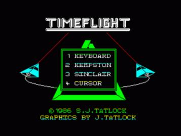 Time Flight (1986)(The Power House)