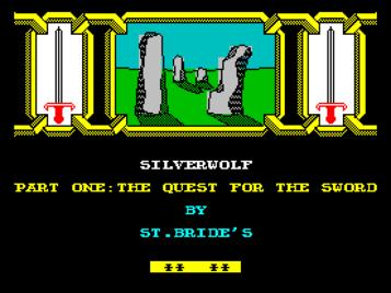 Silverwolf - Part 2 - The Sacred Mountain (1992)(G.I. Games)[re-release]