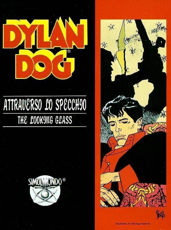 Dylan Dog - Through The Looking Glass_Disk1