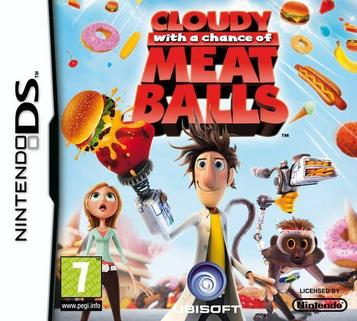 Cloudy With A Chance Of Meatballs (EU)