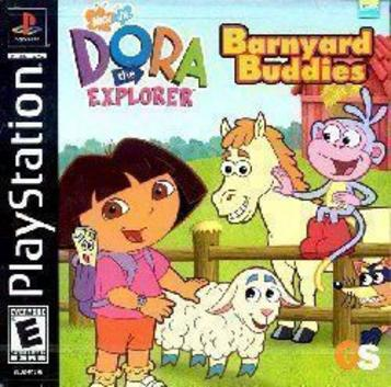Dora The Explorer - Barnyard Buddies [SLUS-01576]