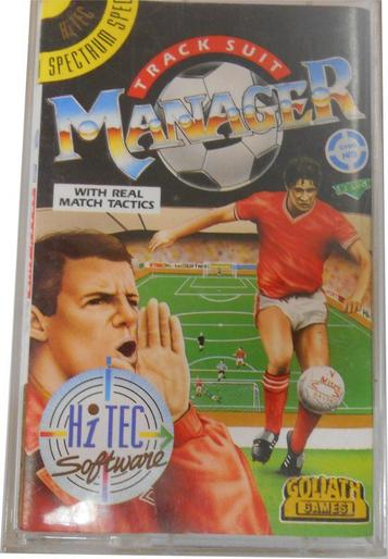 Track Suit Manager (1988)(Goliath Games)