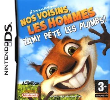 Over The Hedge - Hammy Goes Nuts!