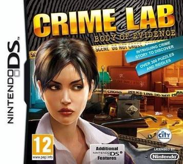 Crime Lab - Body Of Evidence
