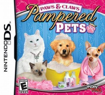 Paws & Claws - Pampered Pets (Sir VG)