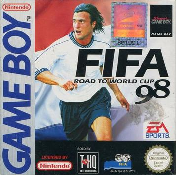 FIFA Soccer '98 - Road To The World Cup