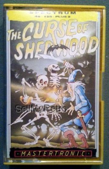 Curse Of Sherwood, The (1987)(Mastertronic)[a]