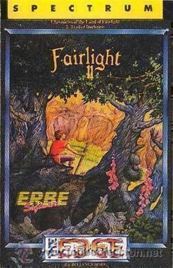 Fairlight 2 - A Trail Of Darkness (1986)(The Micro Selection)[128K][re-release]