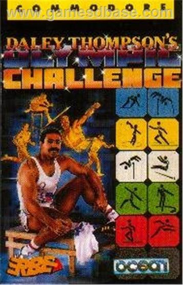 Daley Thompson's Olympic Challenge (1988)(Ocean)[a]