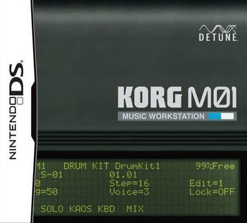 KORG M01 - Music Workstation