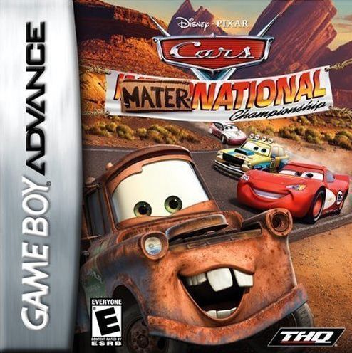 Cars Mater-National Championship (SP)