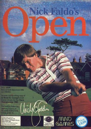Nick Faldo Plays The Open (1985)(Mind Games)