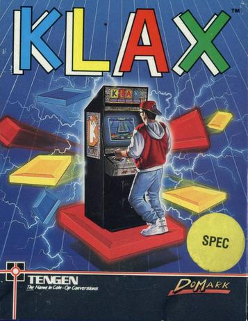 Klax (1990)(The Hit Squad)[re-release]
