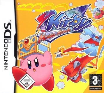 Kirby - Mouse Attack