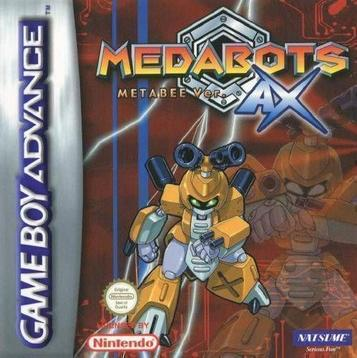 Medabots - Metabee Version (Temp)