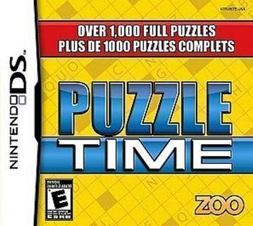 Puzzle Time (Trimmed 50 Mbit)(Intro)