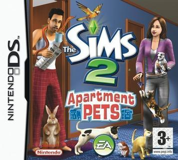 Sims 2 - Apartment Pets, The (DSRP)