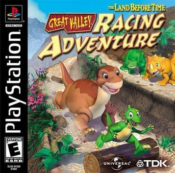 Land Before Time The Great Valley Racing Adventure Bin [SLUS-01213]