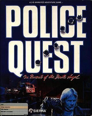 Police Quest - In Pursuit Of The Death Angel