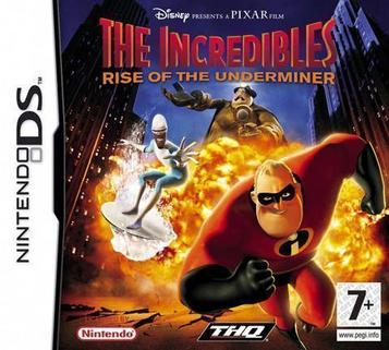 Incredibles - Rise Of The Underminer, The (Sir VG)