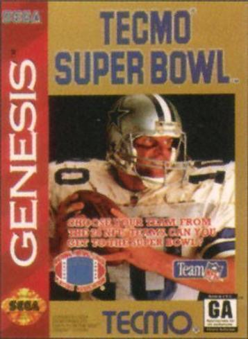 Tecmo Super Bowl (Oct 1993)