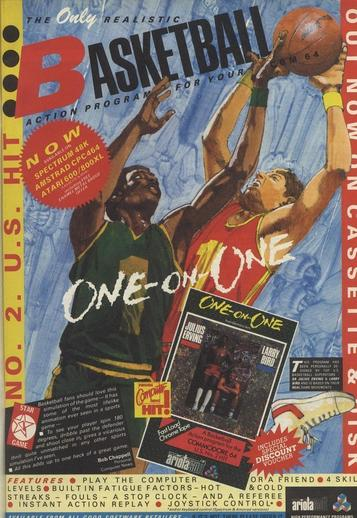 One On One (1985)(Serma Software)[re-release]