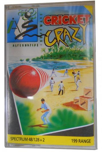 Cricket-Crazy - Part 1 (1988)(The Dreaming Djinn)