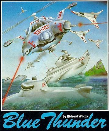 Blue Thunder (1984)(Encore)[re-release]